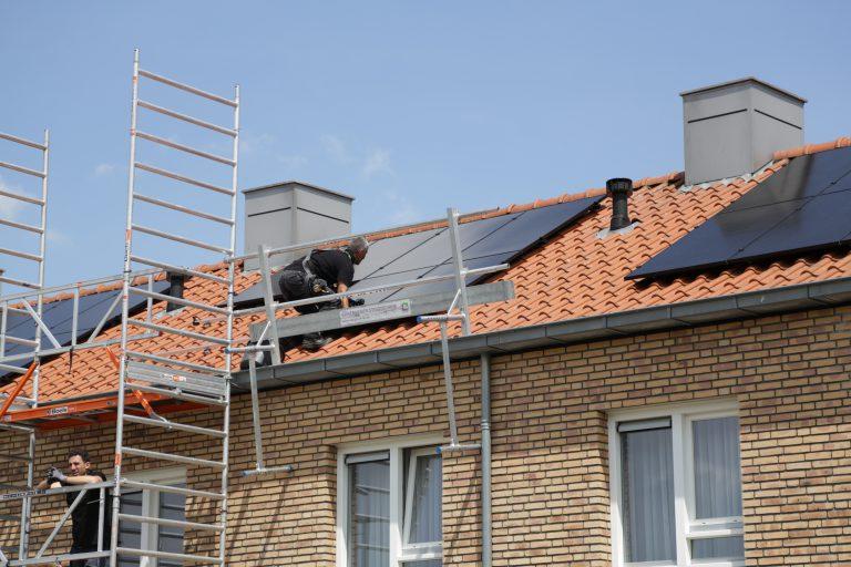 Veilig installeren op hoogte