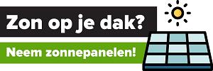Logo Zon op je Dak